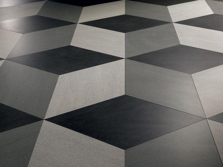 Pavimento rivestimento ultrasottile in gres laminato slimtech mauk lea ceramiche mauk cuadra - Piastrelle in laminato ...