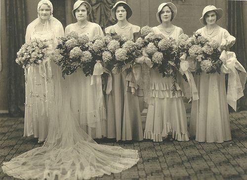 28 Best 1900's Weddings Images On Pinterest