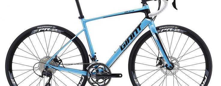 Giant ha lanzado su gama de bicicleta 2016 con frenos de disco en Australia; aquí algunos detalles de lo que nos espera