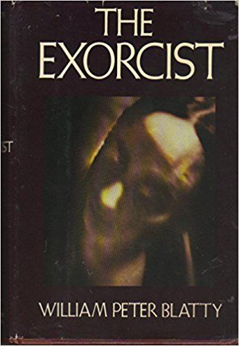 In high school, my parents introduced me to The Exorcist since I was a fan of the paranormal. When I found out it was a book, I was beyond thrilled! When I found out it was based on real events in St. Louis, MO, I was even more excited as that's where we lived at the time. If only one day I can write something that can be considered this terrifying!