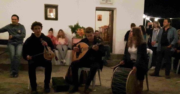 Άγιος Φανούριος Πετραδολάκια Ανώγεια 26/8/2016 #mirtoolini anogeia xilouris family αι φανουρης ανωγεια οικογενεια ξυλουρη το ξεροστεριανο νερο #blogger
