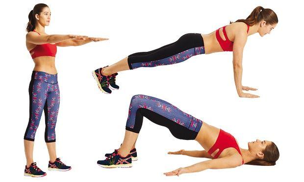 Treino de 15 minutos: exercícios com pausas para construir músculos e queimar gordura - Localizada - Fitness - MdeMulher - Editora Abril