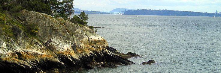 Lighthouse Park Trails West Vancouver