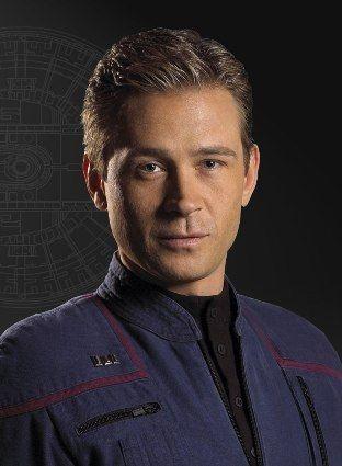 connor trinneer (as commander trip tucker in star trek: enterprise)