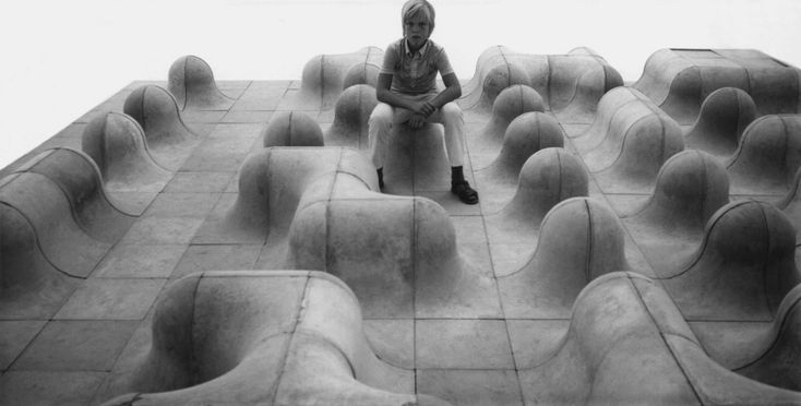 UNDULATING CONCRETE SCAPE & KID