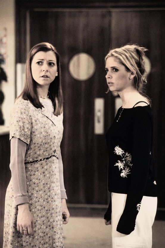 Willow & Buffy