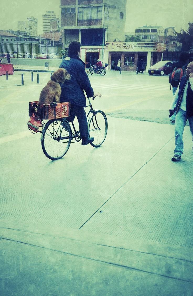 La gente de Bogotá