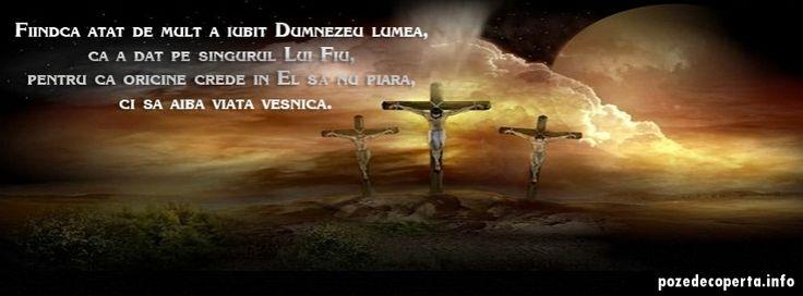 Isus pe cruce | Poze de coperta