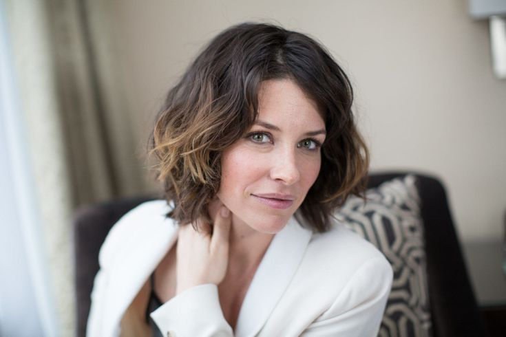 evangeline lilly with both - photo #14
