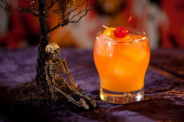 Best Non-Alcoholic Cocktail and Juice Recipes for Halloween