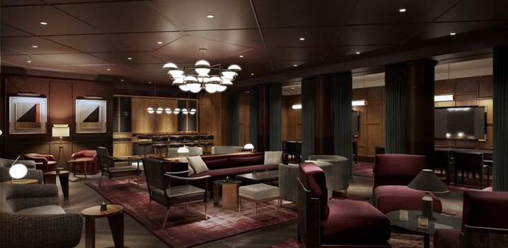 The Trafalgar St. James London, Curio Collection by Hilton Hotel, GB - Biblio 24 hour Lounge | SW1A