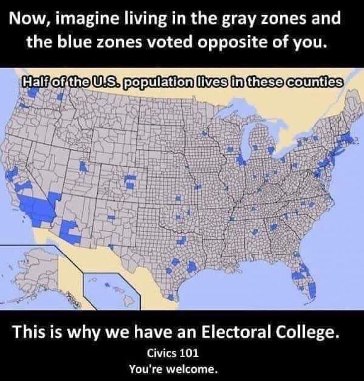 Counties needed to win the Electoral College 1280x800 MapPorn
