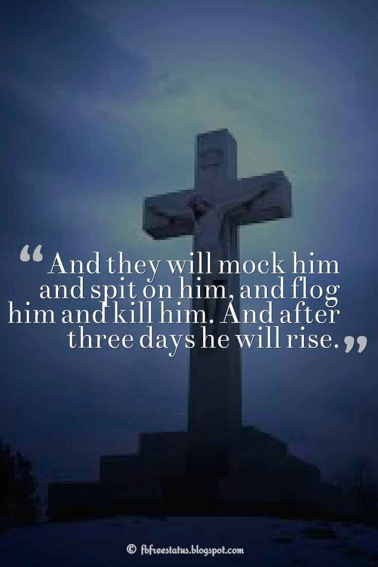 Good Friday Picture Quotes: 25+ Best Good Friday Quotes On Pinterest