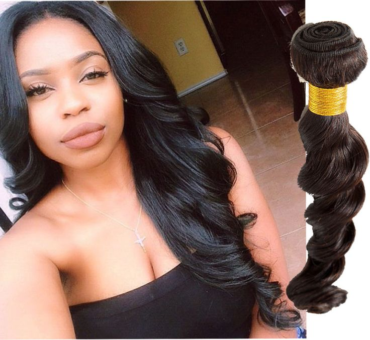 1263 best high quality human hair extension images on pinterest 4bundles human hair extensions 200g 10 30 loose wave black hair weaving new pmusecretfo Gallery