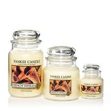 Yankee Candle LARGE / MEDIUM / Small JAR Various Fragrances PICK YOUR CHOICE