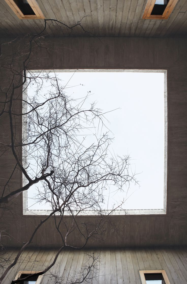 Byoung-soo Cho architect | four box house courtyard