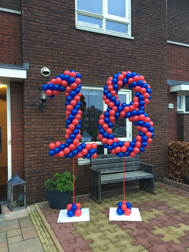 #balloncijfers