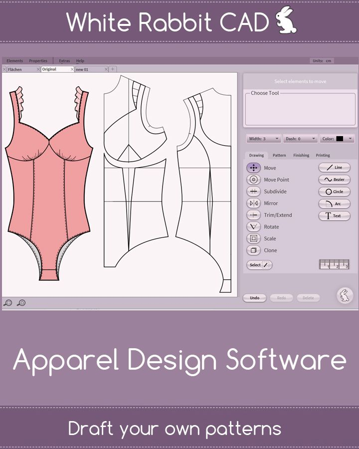 Patternmaking The Easy Way In 2020 Fashion Design Software Bodysuit Pattern Designer Clothing Patterns