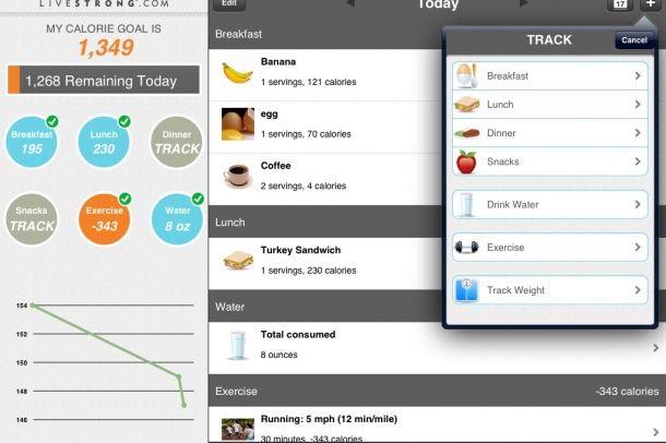 Légy egészséges a telefonoddal! | Be healthy with your telephone! Forrás/Resource: appshopper.com