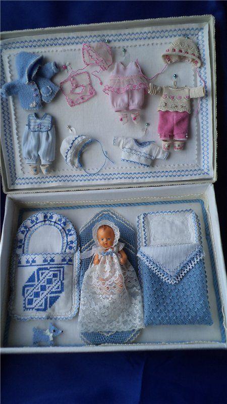 Винтажный пупсенок 60-70х годов / Куклы детства / Шопик. Продать купить куклу / Бэйбики. Куклы фото. Одежда для кукол