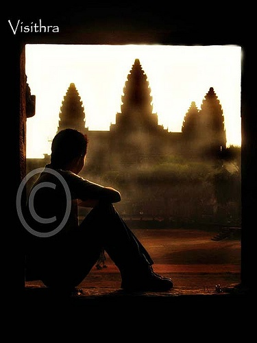 Dreams are made here - Siam Reap, Cambodia photography by Visithra - http://v-eyez.blogspot.com    V-Eyez Imagery on Facebook  http://www.facebook.com/veyezimagery