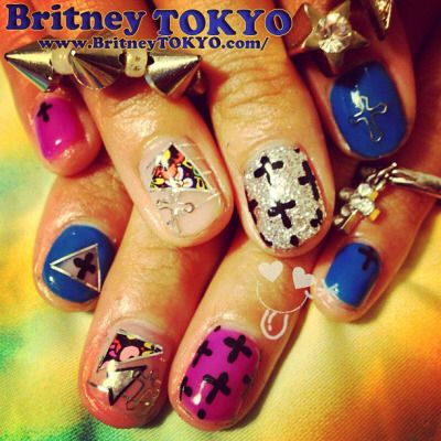 12 best nails art images on pinterest celebrity nails varnishes nail artist creator designer im japanese living in los angelesca prinsesfo Images