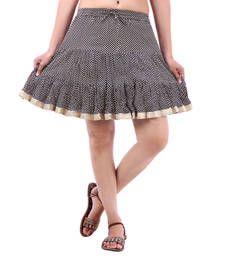 Buy Rajasthan Beautiful Designer Printed Mini Skirt skirt online