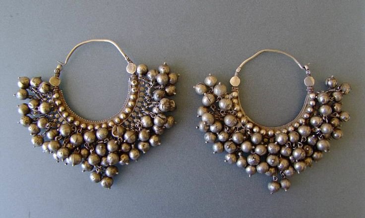 balinese earrings