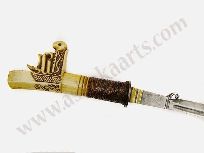19th century Iban Dayak sword