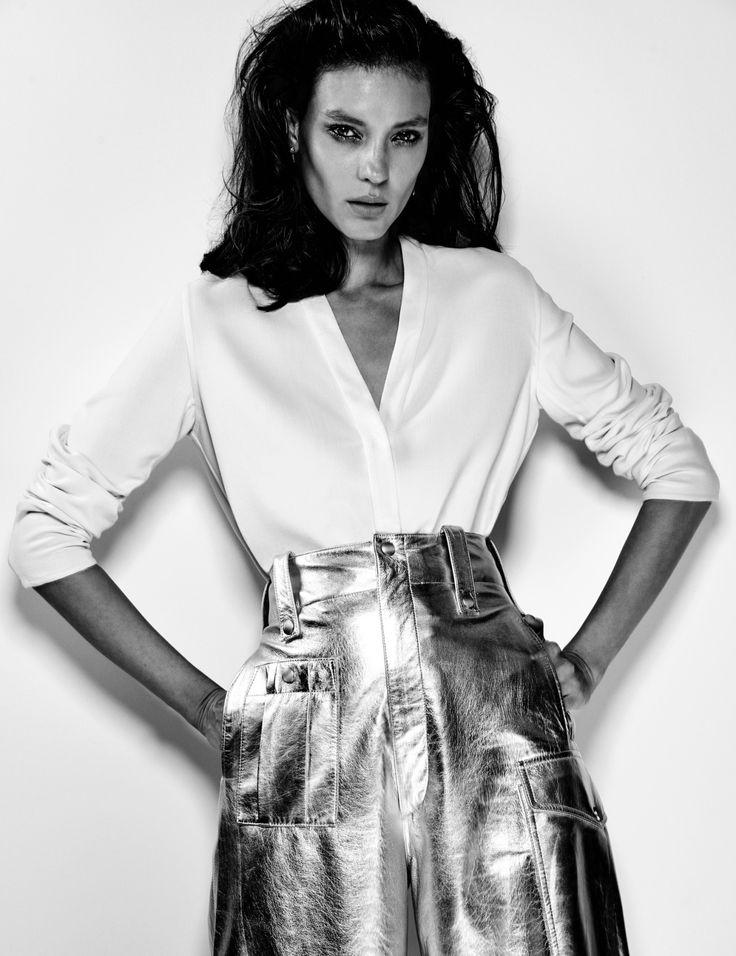 Kati Nescher by Chris Colls for Vogue Mexico November 2016