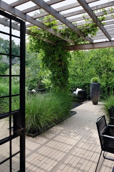 109 best __Un jardin sur le toit__ images on Pinterest Backyard