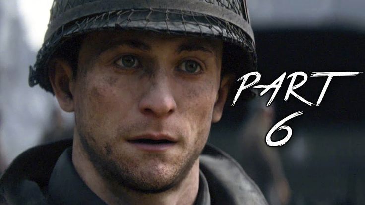 Call Of Duty WW2 Mission 6 Part6
