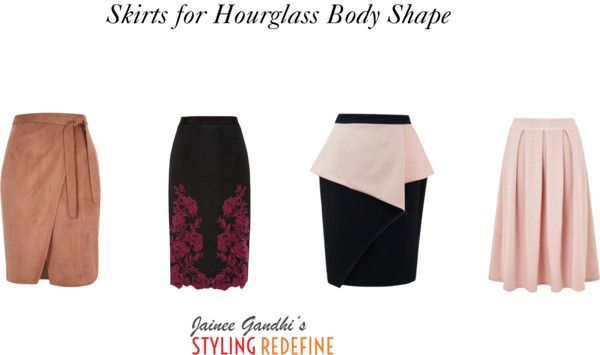 Skirts for Hourglass Body Shape