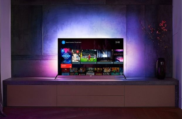 Televizor Philips cu Android 5.0 Lollipop - seria 7000