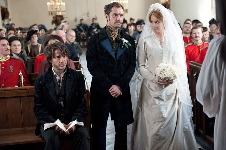 I love Mary...on her wedding day her fiance and his best friend are beaten up and dirty and she still loves Watson with all her heart and doesn't ask any questions, she just understands...and then she's thrown off a train and still wants to be with Watson...I think Mary is so amazing :)