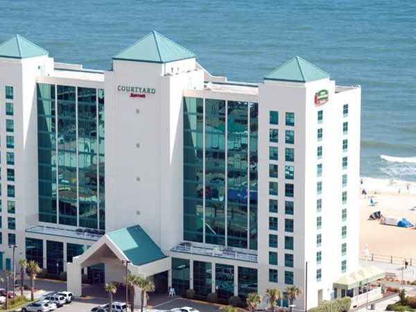 Courtyard By Marriott Oceanfront North-Virginia Beach