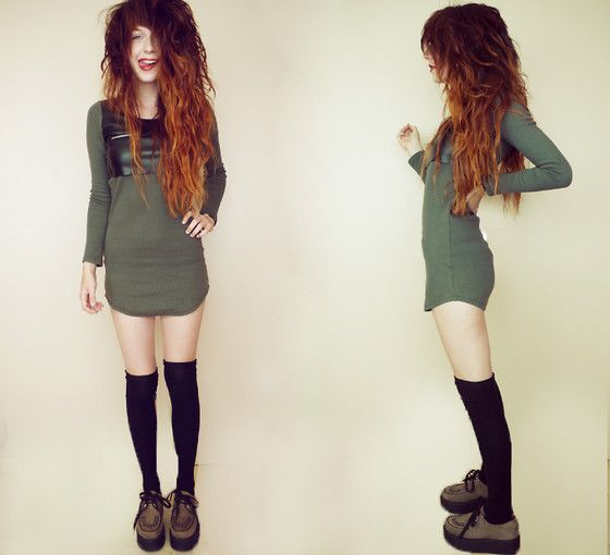 <3 (by Nadia Esra) http://lookbook.nu/look/3913486-3  A special Dutch girl, very pretty too!