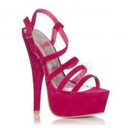 Sandale pentru femei, sandale dama cu toc si fara toc - fShoes.ro - pantofi de dama