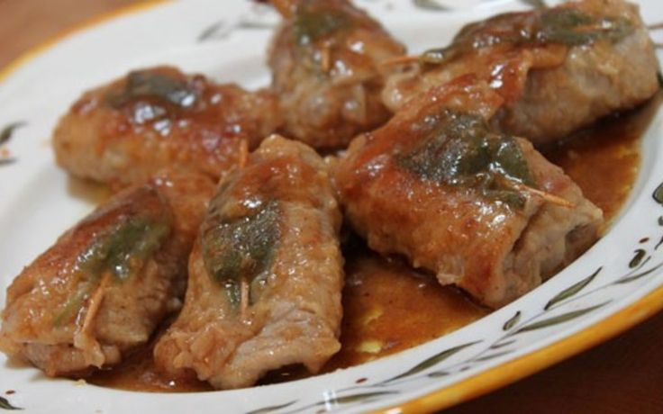 Saltimbocca de veau (recette sicilienne)