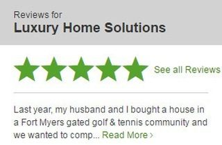 """Luxury Home Solutions strives to deliver everyone their dream home! """"You have been most responsive attentive and built us a beautiful home. It turned out to be exactly what we were looking for! From start to finish the construction process went very smoothly.""""- Dr. Rick and Susan. You can read more of our amazing customer reviews here: http://ift.tt/2roiuiV"""