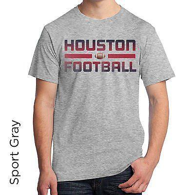 Houston Football Graphic T-Shirt SL49