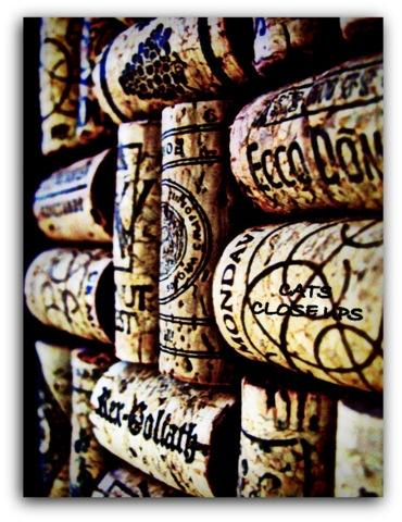 Wine Corks...Photo by: CatsCloseUps