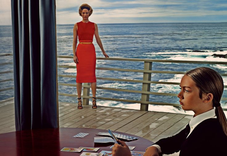 ON DECK - Neatly manicured women of the Mad Men era knew the value of a slim…