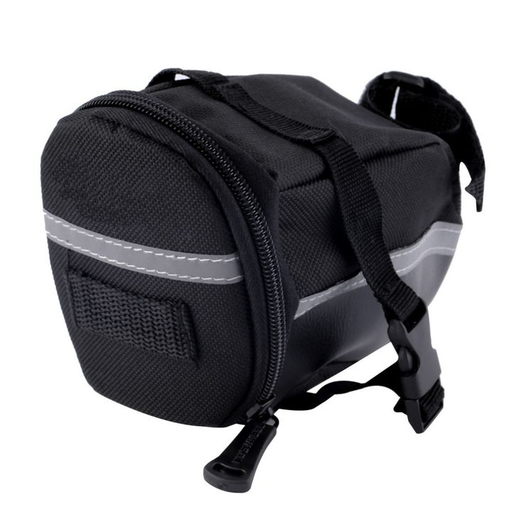 Bike Saddle Bag Waterproof Bicycle Bag Rear Seat Pouch Quakeproof Mountain Cycling Saddle Seatpost Tail Pouch Package