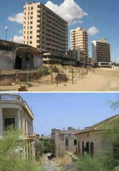 FAMAGUSTA  Cyprus, This was once a tourist destination and is supposedly going to be again...