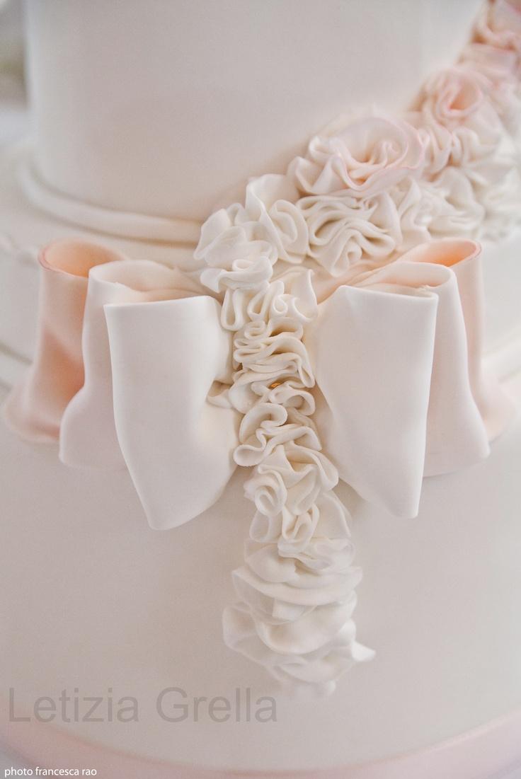 frill and ribbon...