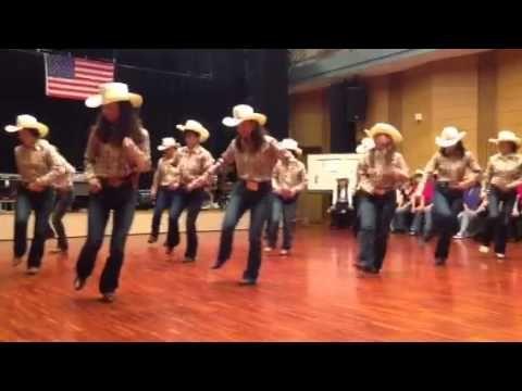 Terminal Reaction Line Dance Video - WordPress.com
