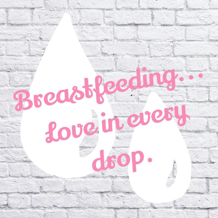 Breastfeeding quote. Breastfeeding: Love in Every Drop.