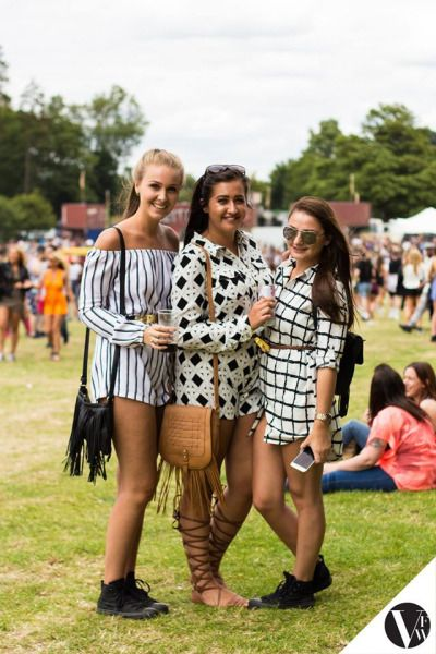 // Eastern Electrics festival. #5 Holli and Jade.  VFW street style from Eastern ElectricsPhoto by Arko Højholt Photography