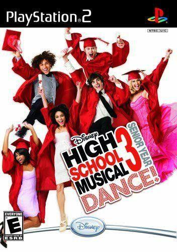 Disney High School Musical 3: Senior Year (Playstation 2)